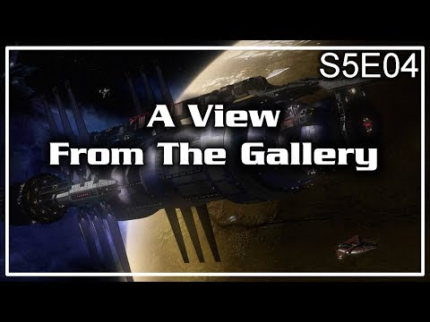 Babylon 5 Ruminations S5E04: A View From The Gallery