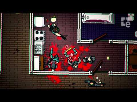 Hotline Miami 2: Wrong Number - New Gameplay Trailer