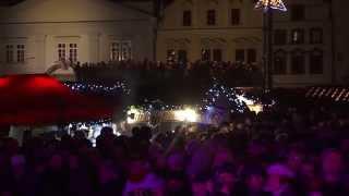 Plzeň v kostce (8.12.-14.12.2014)