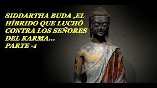 Buda luchó contra los señores del KARMA, Parte -1