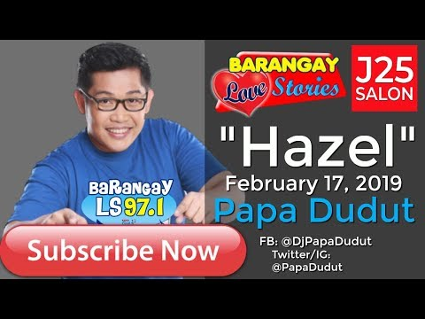 Barangay Love Stories February 17, 2019 Hazel