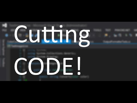 Cutting CODE! Episode 5 - Diamonds are forever
