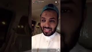ابو دانه القحطاني في ضيافه اخوه بدر وابو جمال في زياره لابو دانه