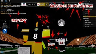 Roblox | Legendary Football Highlights PT.6 | THE G.O.A.T WR!!