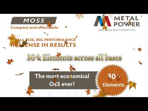 MOSS_Optical Emission Spectrometer for Metal Analysis_Metal Power Analytical India Pvt. Ltd.,