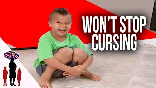 Supernanny Shows Mom that her Attitude is Not Good | Supernanny