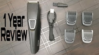 BT1215 REVIEW! PHILIPS TRIMMER