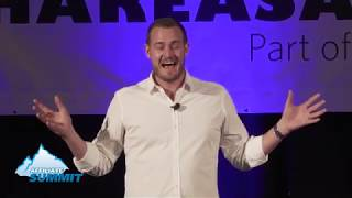 Video of Brian Kelly aka The Points Guy at Affiliate Summit West 2018