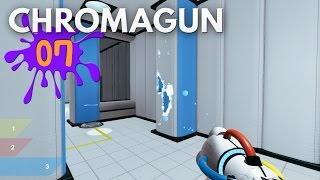 CHROMAGUN [07] [Videoüberwachung bei Chromatek] [Let's Play Gameplay Deutsch German] thumbnail