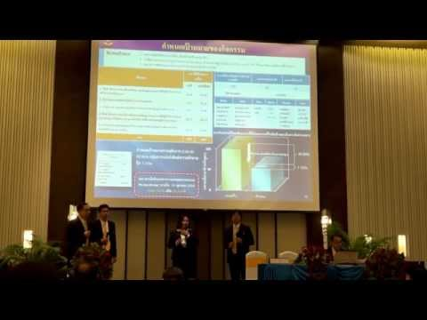 Thailand Quality Prize 2014 ประเภท Office QCC Prize