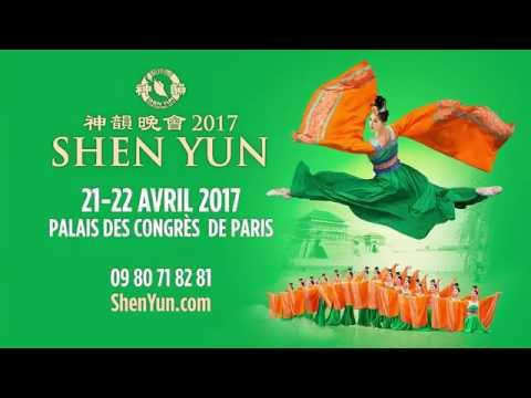 Shen Yun 2017 au Palais des Congrès de Paris