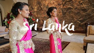 The Great Sri Lankan Wedding Adventure! - COLOMBO / KANDY / DAMBULLA