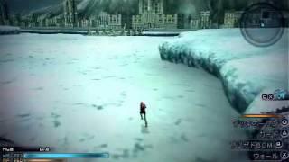 Final Fantasy Type-0 (mapamundi)