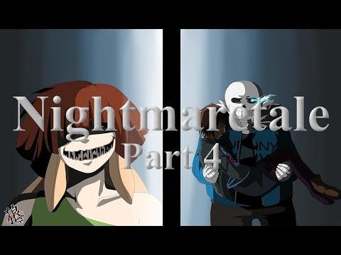 Nightmaretale (Part 4/Finale) II Undertale Comic Dub