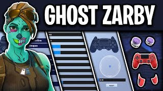 Ghost Zarby's NEW Fortnite Sensitivity, Deadzone & Setup (UPDATED)