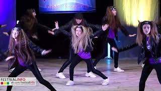 """Талант Групп - танцевальная группа на фестивале в Закапане """"Intershow@  -  номер """"France dance"""""""