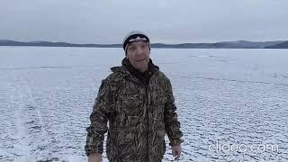 Рыбалка на озере Тургояк Первая серия