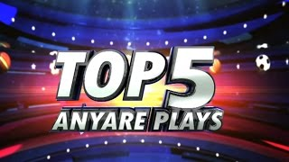 Top 5 Anyare Plays - Dec. 11, 2016 | PBA Philippine Cup 2016 - 2017