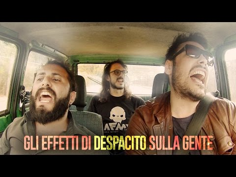 despacito enfurece y enloquece a estos amigos italianos