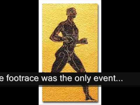 Ancient Greek Olympics
