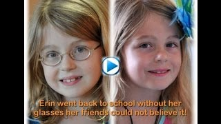 Glasses Alternative for Children | Erin and her Magic iGO Lenses
