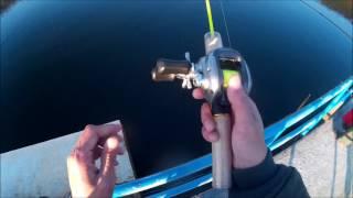 余呉湖ワカサギ釣り 2017年1月7日