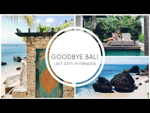 Bali IS Paradise | Last Days in Bali Staying At The Amala & Anaya