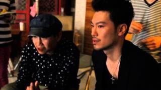 鄧子霆chris 壞習慣MV拍攝花絮