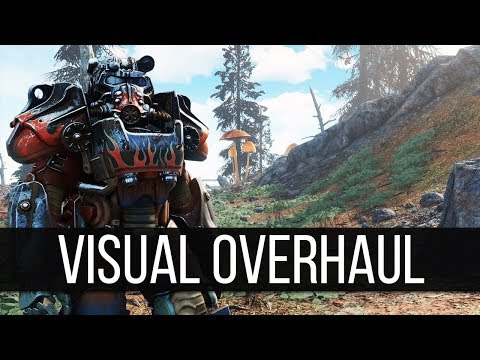 Fallout 4's Visual Overhaul Mods - Best New Graphics Mods Of 2019