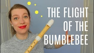 How to learn 'Flight of the Bumblebee'! | Team Recorder