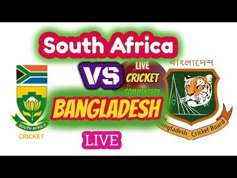 South African Invitation XI vs Bangladesh One-day practice match - Live