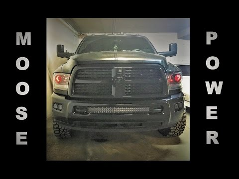 RAM **POWER FOLDING** TOW MIRRORS (INSTALL VIDEO)