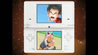 Dragon Ball Origins 2- NDS - Gameplay Grandpa Gohan