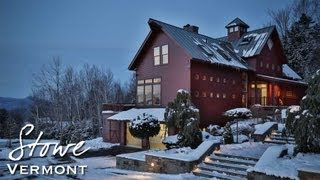 Video of 500 North Hill Road | Stowe, Vermont