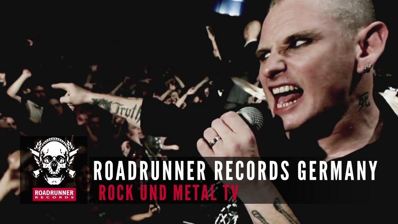 Roadrunner Records - Metal und Rock auf YouTube - YouTube