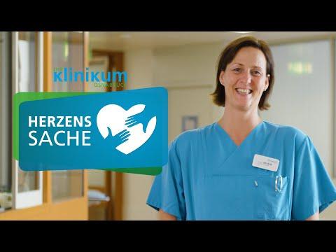Klinikum Osnabrück   Herzenssache   Sonja