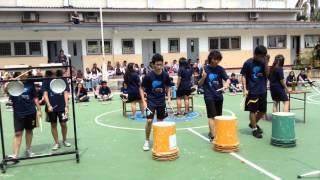 perkusi opening DB CUP 39 COSTATURA 39