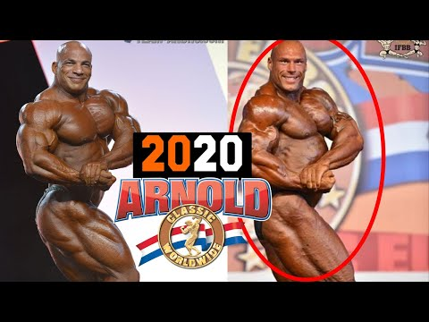 Mamdouh Elssbiay – Big Ramy Bio and Competition History