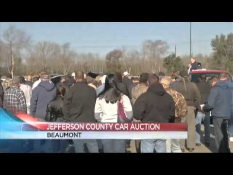 Jefferson County Sheriff's Office car auction