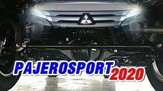 Mitsubishi Pajero-Sport 2020   เท่ห์สุดๆไปเลย  