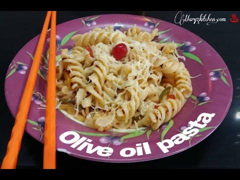Olive Oil Pasta Recipe