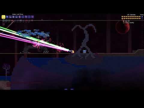 Ancients Awakened Mod - Yamata Boss Fight (Magic Class)
