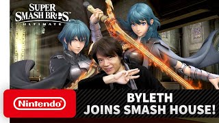 Super Smash Bros. Ultimate – Mr. Sakurai Presents  Byleth