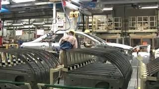 تويوتا:شاهد صناعة سيارة كورولا