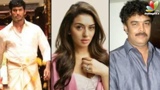 vishal s aambala movie plot details revealed   hot tamil cinema news