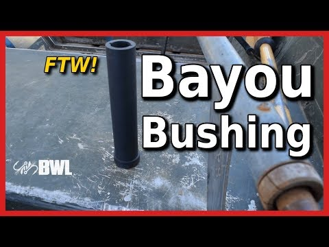How-to Install | Bayou Bushing | SPS Longtail