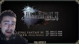 LIVE: Final Fantasy XV SECOND ANNIVERSARY Stream | 2019 DLC CONTENT CANCELLED!?