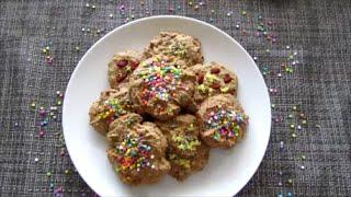 Healthy Easter Cookies