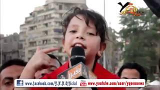 روعة أجمل بنت مصرية تنشد لمرسى رئيس للدولة