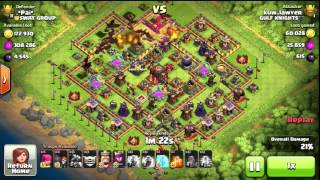( GULF KNIGHTS ) clash of clans -kuw lawyer -ATTACK